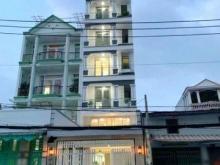 Bán khách sạn 5 lầu mặt tiền Bùi Văn Ba quận 7.