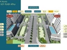 E cần chuyển nhượng căn hộ Novia MT Phạm Văn Đồng - Đào Trinh Nhất với giá hời