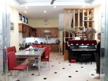 Bán nhà phố Lê Văn lương 50m2 5 tầng nhà đẹp, nội thất cao cấp