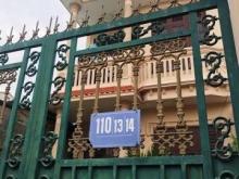 Bán nhà chính chủ. 1 trệt 1 lầu, hẻm 110 Phạm Hồng Thái