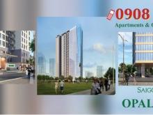 Bán căn hộ 1PN, tầng trung tại Opal Tower-Saigon Pearl giao nhà T12/2019