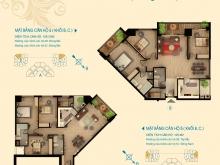 Bán chung cư N04 UDIC Hoàng Đạo Thúy ; 125m2 , 3PN giá cực rẻ 35tr.m2