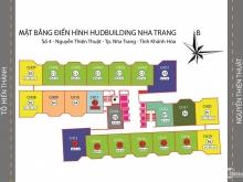 Căn hộ có ký hiệu 11 chung cư HUD đường Nguyễn Thiện Thuật, Nha Trang.