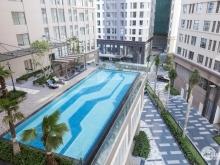 Bán căn hộ Sài Gòn Royal, 1+1 PN view hồ bơi giá 3,9 tỷ LH: 0906.866.130