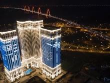Bán căn góc 3PN dự án Sunshine Riverrside, ban công hướng Nam thoáng mát giá 3.754 tỷ