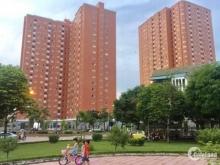 Bán gấp CC 106 Hoàng Quốc Việt, Cầu Giấy, căn 12 (sổ đỏ 56m2), 2 PN, giá 2 tỷ 05
