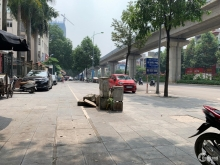 Biệt thự Phố Quang Trung Hà Đông kinh doanh siêu khủng 216m2, Mt 13m. Lh:0368106