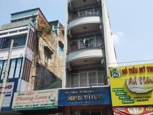 Bán gấp nhà Mặt tiền Trần Hưng Đạo, p Nguyễn Cư Trinh, Quận 1; 5x10m,4 lầu,giá rẻ 24 tỷ