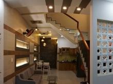 Bán nhà 50m2, 6 tầng, mặt tiền Lưu Nhân Chú phường 5 quận Tân Bình