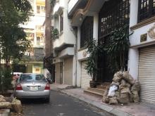 Lô góc 2 thoáng,  ô tô đỗ cửa, kinh doanh online phố Lê Đức Thọ 42mx4t giá bất n