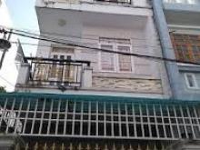 Nhà 4 tầng, 60m2, hẻm 8m, 4pn, 4wc, giá 6ty150tr, Đinh Tiên Hoàng, Bình Thạnh.