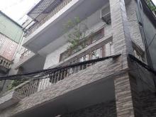 Bán nhà 3 mặt thoáng Vũ Thạch - oto đỗ cửa.