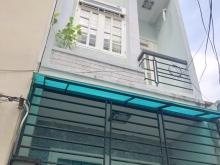 Bán nhà 1 lầu đúc hẻm xe hơi 5m 502 Huỳnh Tấn Phát Quận 7