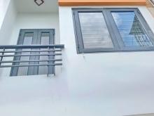 Bán nhà mới đẹp 1 lầu hẻm 487 Huỳnh Tấn Phát (đường Võ Thị Nhờ) Quận 7