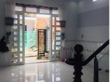 cần bán căn nhà gần chợ  Lê Văn Quới ,Bình Hưng Hòa ,Q.Bình Tân .