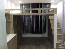 Bán căn hộ dịch vụ 14 phòng mặt tiền Hồ Văn Huê Phú Nhuận 4x20m 1 trệt 4 lầu 2 thang. Full nội thất