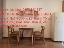 Cho thuê căn hộ chung cư Royal Park tại trung tâm TP.Bắc Ninh