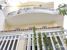 Cho thuê nhà mới 1 lầu hẻm xe hơi 134 Nguyễn Thị Thập P.Bình Thuận Quận 7
