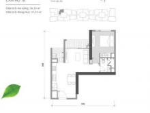 Chính chủ cần cho thuê căn hộ A3.1518 - Vinhomes Gadernia Mỹ Đình, Hà Nội