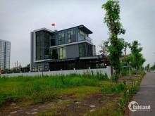 Chính chủ gửi bán nền mặt sau shophouse khu A2.3 KĐT Thanh Hà lh 0975994322