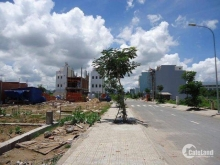 Bán đất nền mt đường 30m gần chợ Bình Chánh. Shr. Giá 980tr