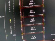 Bán Nhanh Rút Gọn lô góc đất phân lô hẻm 8m - Cây Trâm P11 GV - 4.8 tỷ