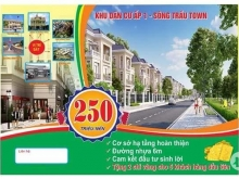 Bán đất nền, dự án hot nhất Trảng Bom, Đồng Nai, 100% thổ cư, sổ hồng riêng, giá chỉ 270tr