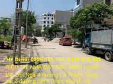 Gia đình cần tiền đầu tư bán gấp lô đất tại khu Khả Lễ 1, TP.Bắc Ninh