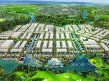 Đất nền Nhà phố - Biệt thự - Ven sông Đồng Nai, Giáp Q9, Giá 12 Tr/m2. Sổ đỏ riêng. MT 60m