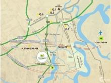 Bán đất nền sổ đỏ, dự án saigon riverpark, giá tốt đầu tư sinh lời.