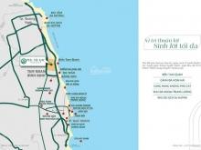 Bán đất nền dự án đầu tiên của tỉnh Bình Định - 2 mặt tiền Quốc Lộ 1A,