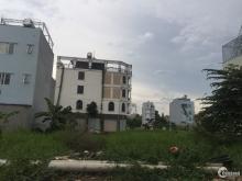 Đất mặt tiền Nguyễn Xí, Bình Thạnh, ngay trường trung học Thanh Đa, thuận tiện kinh doanh, mua bán