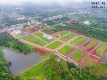Đất nền Trung tâm Hành chính mới Tx.Buôn Hồ, view công viên sát Hồ sinh thái.