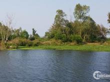 20 nền đất ven sông Cổ Cò, hạ tầng đẹp, giá hợp lý