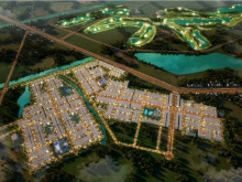 Dự Án  Hưng Long Residence, view sân Golf giá 700tr