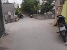 Kẹt tiền bán gấp lô đất Nguyễn Thị Ngâu-Hóc Môn Diện tích 72m2 Sổ hồng riêng giá