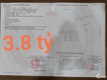 Bán 100m2 đất ở, Nguyễn Hữu Lầu, xã Phước Kiển, huyện Nhà Bè giá chỉ 3,8 tỷ