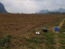 Bán lô đất 50 năm làm nhà máy, kho xưởng tại tt Lương Sơn tỉnh Hòa Bình