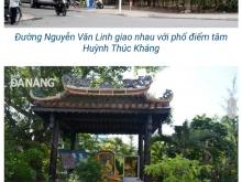Bán gấp lô đất kiệt ô tô gần cây xăng Nguyễn Văn Linh.