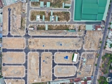 KDC ngay trung tâm Thuận An,CK 100tr/nền,mặt tiền đường, sổ hồng riêng