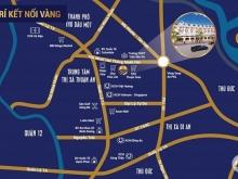 Lộc Phát – Khu dân cư đẳng cấp ngay trung tâm Thuận An, CK 100tr/nền