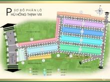 Đất nền Phú Hồng Thịnh 8, bán đất KDC Phú Hồng Thịnh Sổ Hồng Có Sẵn