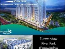 Căn hộ cao cấp KĐT Eurowindow River Park chỉ 1.5 tỷ/căn 3PN view Sông…LH phòng kinh doanh 0965439682