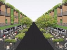 Nhà phố biển - Dễ đầu tư, tiện an cư - 30 ha mặt tiền biển - 5 x 19 - ngay mũi Kê Gà