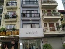 Nhà 2 mặt phố, quận Hoàn kiếm, kinh doanh, ô tô tránh, sầm uất ngày đêm, 38m2, 6 tầng, mặt tiền 4,3m, giá 12,8 tỷ. 0342211968