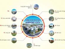 Đất nền sân bay Long Thành, quỹ đất sạch, hạ tầng đủ, sổ đỏ từng nền riêng, XD tự do 0936 746 960