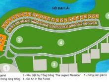 Ngày 9/6 Mở Bán ShopHouse, Bthự Bán Đảo Nam VIP View Hồ Flamingo Đại Lải - Khu đẹp nhất Flamingo. Sổ Đỏ Vĩnh Viễn,Xây 3 tầng.Hoàn thiện 7 tỷ. 0906273882