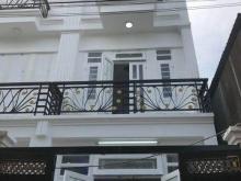 Cần bán căn 1 trệt 2 lầu q12 giá 1.380 tỷ/căn DT 3.2x7,5m metro q12