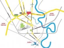 Nhà Phố Thương Mại Sài Gòn - Thới An - (PIER IX) - Đẳng cấp sống Châu Âu