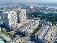 Biệt thự ven sông Bùi Văn Ba 9,1x18m (12,3 tỷ) 5,4x20m (8,9 tỷ) 2 lô góc canh CV 6000m 0932424238